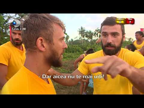 Exatlon Romania (24.02. )- Rasturnare de scor si un FINAL WOW intre Romania-Turcia! Ep 28, Partea 4
