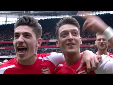 Three years at Arsenal | Mesut Özil