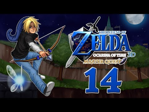 Let's Play Zelda Ocarina of Time 3D Master Quest [German][♥♥♥][#14] -