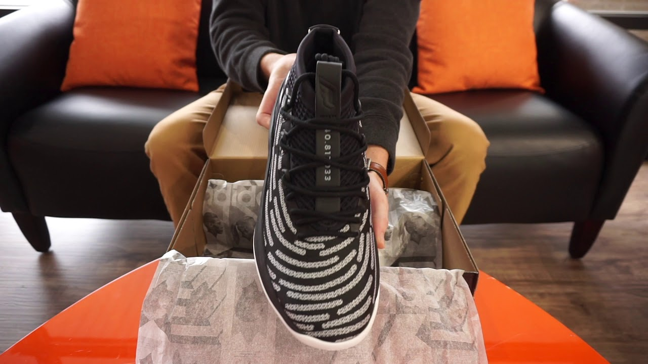3178d66bb0aa90 Adidas DAME 4 - Black History Month BHM - Men s Basketball Shoe SKU  AQ0380  - RevUp Sports Unboxing