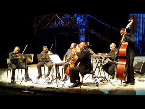 A luta continua (Miriam Makeba) - Resonance String Quartet Live at UJ Arts Centre