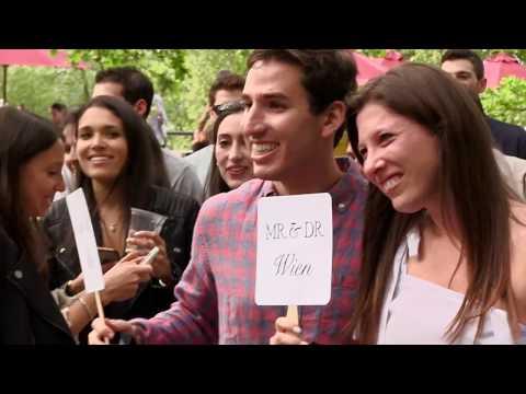 Rachel and Evan Surprise Flash Mob Proposal