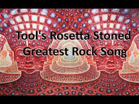 Why Tool's Rosetta Stoned Is The Greatest Rock Song Of All Time