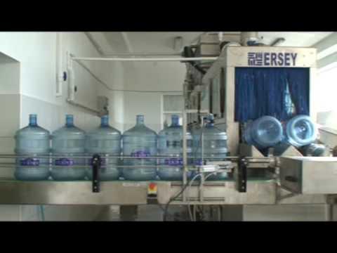 Питьевая бутилированная вода Каскад