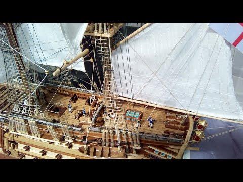 "Meine ""HMS Victory"""