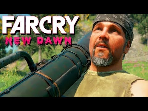 Far Cry New Dawn Gameplay German #27 - Chaos mit Affen Gott Hurk thumbnail