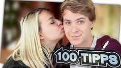 100 Tipps für die PERFEKTE Beziehung