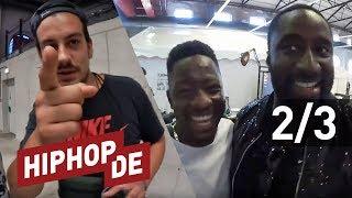 Manuellsen über Bushido, Haze über Newschool: Toxik & Co beim Hype (Tag 2) – Backstage