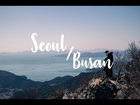 서울/부산 | SEOUL/BUSAN, South Korea - Travel Video