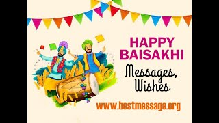 Happy Baisakhi Messages 2020 – Baisakhi Wishes, Baisakhi Whatsapp, Greetings Images