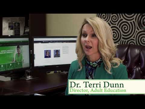 Enterprise State Community College - An Interview with Terri  Dunn