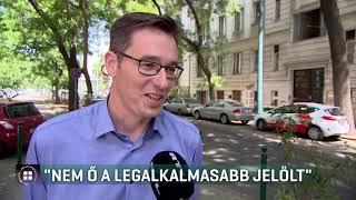 """Gyurcsány: """"Nem Karácsony Gergely a legalkalmasabb jelölt"""" 19-06-13"""
