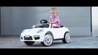 Детский автомобиль Sundays Porsche 911 BJX158 видео