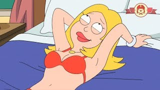American Dad Best Moments Jacuzzi Part 1