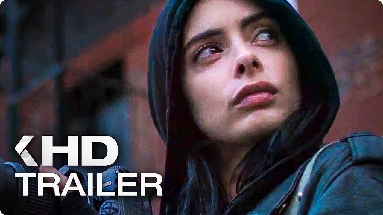 Marvel's JESSICA JONES Season 2 Trailer (2018)