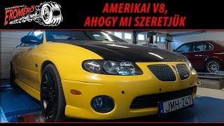 Totalcar Erőmérő: Amerikai V8, ahogy mi szeretjük [ENG SUB]