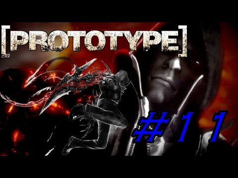 Let's Play Prototype Part 11 - Kidnapping