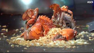 Taiwan Street Food - Seafood Compilation シーフード - 해물 - 海鲜