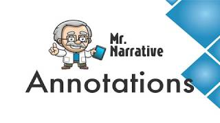 What is Mr. Narrative #7 - Annotations