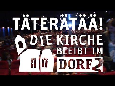 DIE KIRCHE BLEIBT IM DORF 2 - Filmpremiere in Stuttgart
