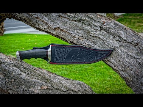 P5 Making Expendables Legionnaire Bowie Knife