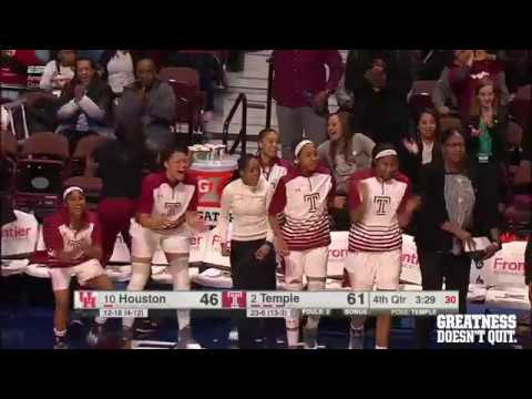 Women's Basketball Defeats Houston, 67-58 in 1st Round Action