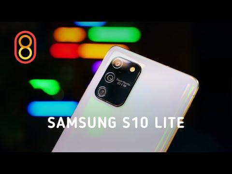 БОЛЬШОЙ Samsung S10 Lite — первый обзор