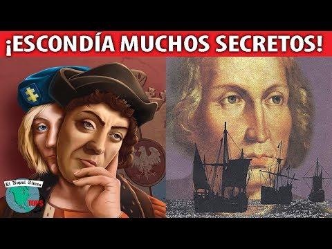 La historia SECRETA de Cristóbal Colón que cambia todo lo que creíamos saber