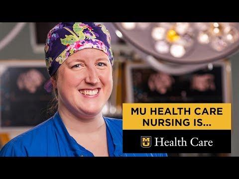 MU Health Care Nursing Is... thumbnail