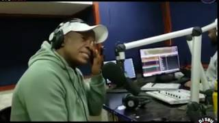 Glen Lewis on The DJ Sbu Breakfast