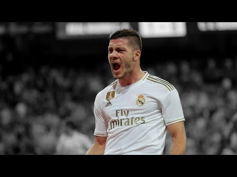 Luka Jovic - The Complete Attacker - 2020 | HD |
