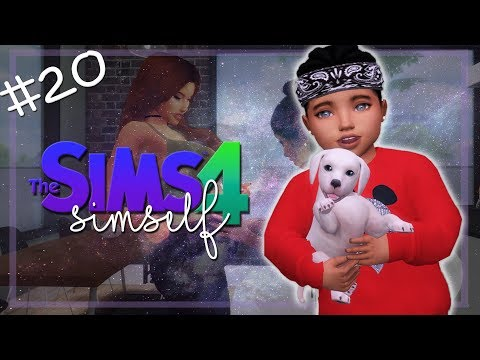 AWWH! 🐶 | LET'S PLAY THE SIMS 4 | SIMSELF | Part #20