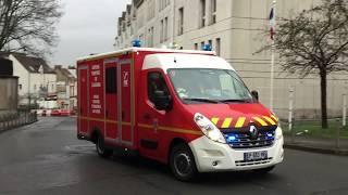 [Pompiers-SAMU] Services de Secours (SDIS 91)