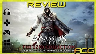Assassins Creed The Ezio Collection Review Buy, Wait for Sale, Rent, Never Touch