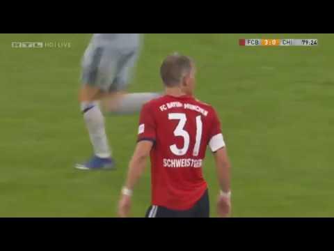 Download Bayern Munich vs Chicago Fire 4-0 Highlights All Goals 28-08-2018