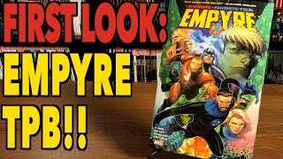 FIRST LOOK: Empyre TPB!