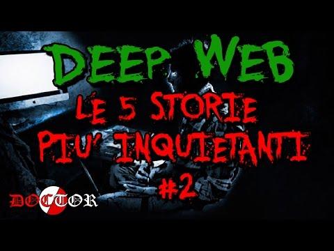 5 Storie o Creepypasta del DEEP WEB più inquietanti   #2
