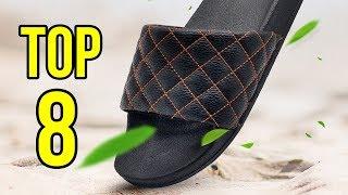 Top 8 Luxury Men's Slippers 2019