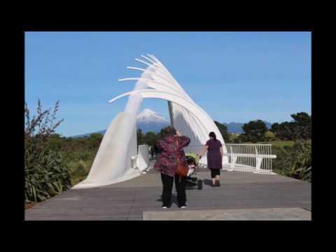 Timelapse New  Plymouth, Taranaki New Zealand 2016