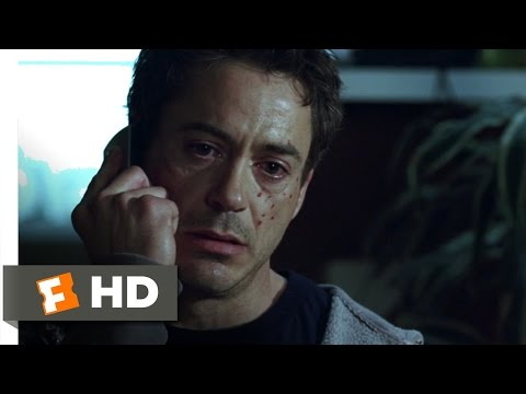 Kiss Kiss Bang Bang (2005) - The Finger Scene (6/10) | Movieclips