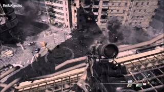 Modern Warfare 3 Gameplay - Scorched Earth - Mission 14