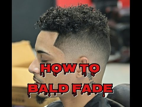How To Do Bald Fade With Longer Hair