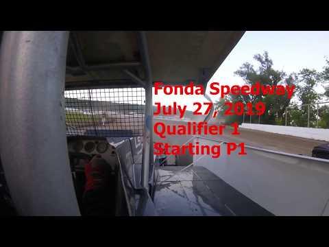 Fonda Speedway July-27-2019-Qualifier