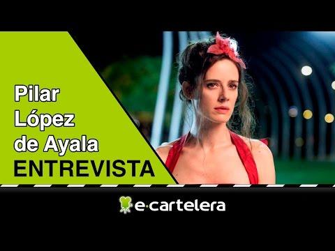 Pilar López de Ayala: