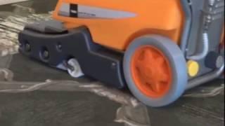 Аппарат для сухой пенной чистки Swift35. Обучение работе на аппарате Swift35 2/2
