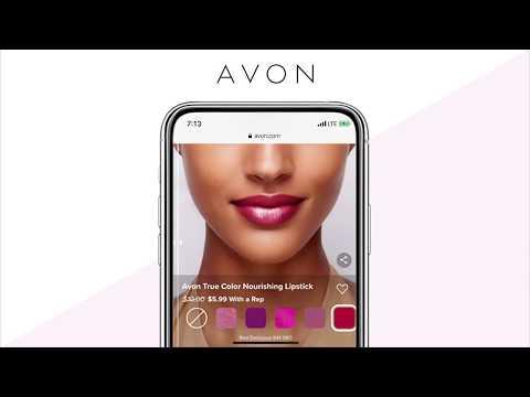 Introducing Avon's New Digital Catalog
