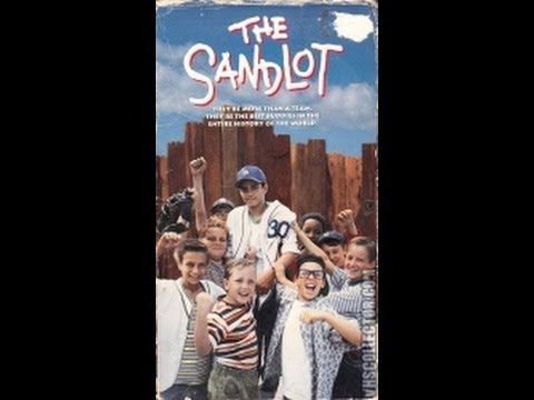 Opening To The Sandlot Vhs