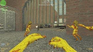 Counter-Strike: Zombie Escape Mod - ze_Trainyard_pg on ProGaming