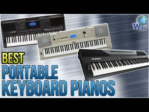 9 Best Portable Keyboard Pianos 2018