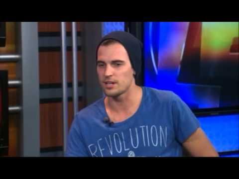 Candace Interviews Jordan Baird from The Next
